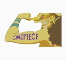 One Piece Intro - Usopp Kids Clothes