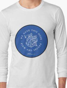 Christian Anchor Long Sleeve T-Shirt