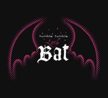 Twinkle Twinkle Little Bat (Dark Background) Kids Clothes