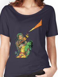Man O Mars Women's Relaxed Fit T-Shirt