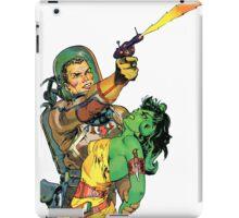 Man O Mars iPad Case/Skin