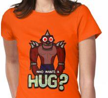 Gorpee Loves Hugs Womens Fitted T-Shirt