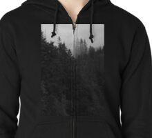 Dark Forest Zipped Hoodie