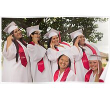 Kahuku graduation 2014 Girls Get Smart Poster
