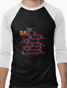 Donkey Kong Men's Baseball ¾ T-Shirt