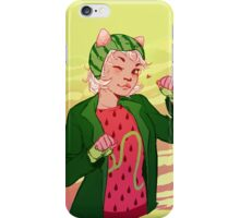 Trickster Nepeta iPhone Case/Skin