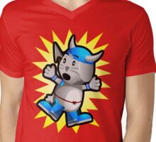 The Viking Bunnies - Steve! Mens V-Neck T-Shirt