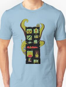 Monster Building by Lolita Tequila Unisex T-Shirt