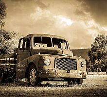 Rust Bucket - Halls Gap by Andrew Dodds
