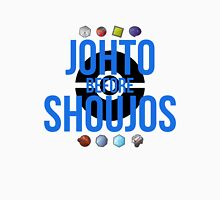 Johto Before Shoujos (Black) Unisex T-Shirt