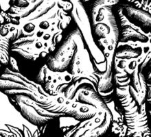 DinoGirl Sticker