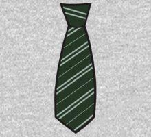 Malfoy's Tie One Piece - Long Sleeve