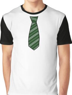 Malfoy's Tie Graphic T-Shirt