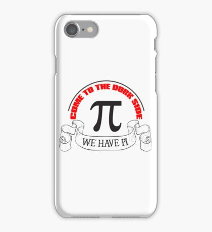 Come to the Dork Side iPhone Case/Skin
