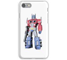 G1 Optimus Prime iPhone Case/Skin