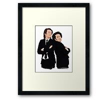 'Cause we are the ones that want to play Framed Print