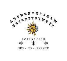 Ouija Board by Tr0y