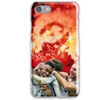 England Poster - Together Stronger iPhone Case/Skin