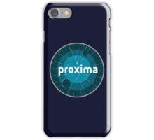 Proxima Mission Logo iPhone Case/Skin