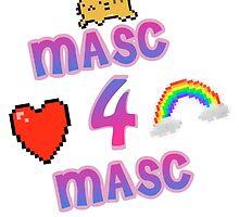 Masc4Masc by Dara Flanagan