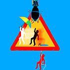 Beware of Falling Objects by dEMOnyo