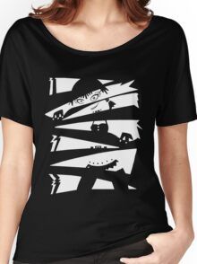 The Monster Inside Me by Lolita Tequila Women's Relaxed Fit T-Shirt