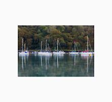 Boats on the River Dart Unisex T-Shirt
