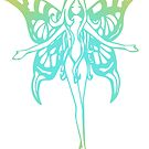 The Butterfly Fairy by deedeedee123