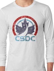 Canadian CSDC Vintage Emblem Long Sleeve T-Shirt