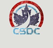 Canadian CSDC Vintage Emblem Unisex T-Shirt