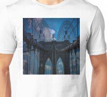 Brooklyn Bridge Webs Unisex T-Shirt