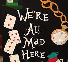 Alice in Wonderland by chelcnosnaws