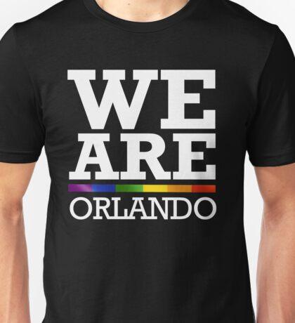 We Are Orlando Unisex T-Shirt
