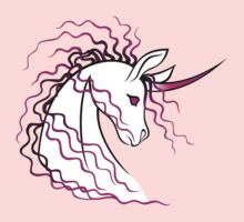 Ki-Rin (Japanese Unicorn) - Pink Kids Clothes