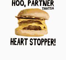 Hoo, Partner That's a Heart Stopper! Unisex T-Shirt