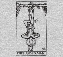 The Hanged Man (Light) by greencoyote