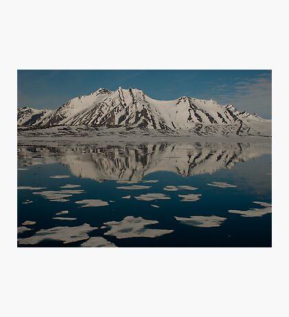 Arctic Landscape Photographic Print