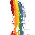 Pride Parade Rainbow Diversity by RDRiccoboni