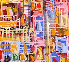 Urban Zone by Adam Bogusz