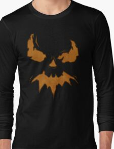 Villan Scarecrow  Long Sleeve T-Shirt