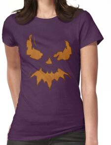 Villan Scarecrow  Womens Fitted T-Shirt