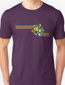 Impossible Rubiks Cube Unisex T-Shirt