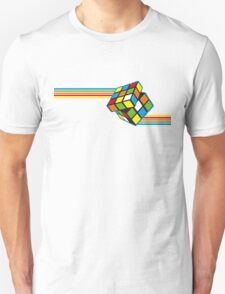 Impossible Rubiks Cube Unisex T-Shirt