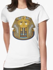 King Tut Womens Fitted T-Shirt