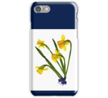 Spring Fling '06 - DAFFODILS iPhone Case/Skin