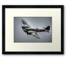 Bristol Blenheim Framed Print
