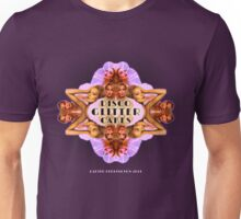 Disco Glitter Cakes Unisex T-Shirt