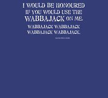 Wabbajack 1 White for Tanktop, V-neck, scoop neck. Tank Top