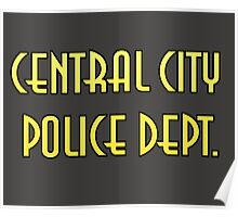CENTRAL CITY PD Poster