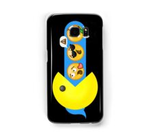 Hungry hungry Pacman Samsung Galaxy Case/Skin